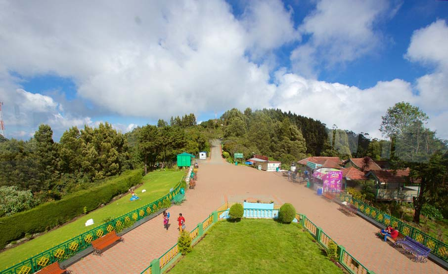 Important Tourist Places in Ooty