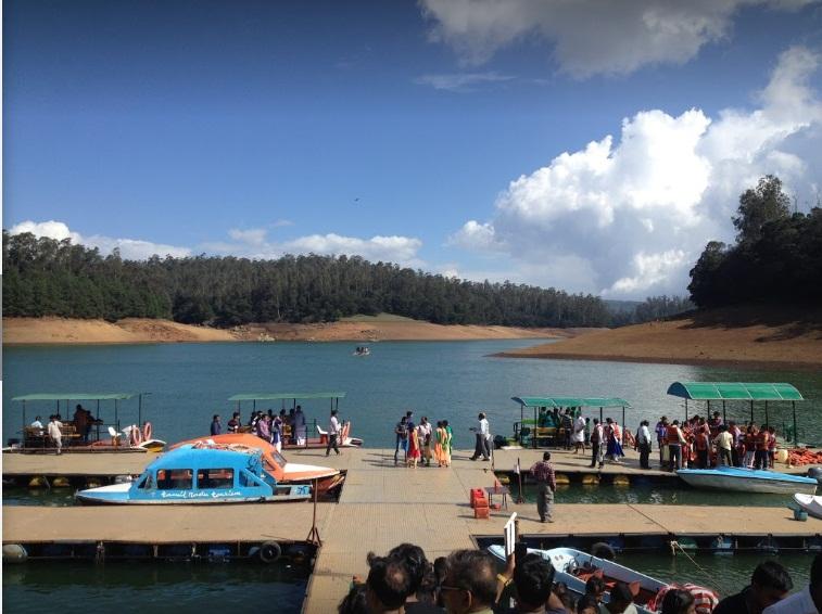 Coimbatore–Mysore-Ooty– Kodaikanal  Tour Package